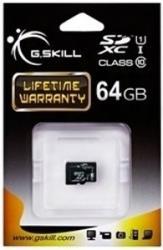 G.SKILL FF-TSDXC64GN-U1 64GB MICRO SDXC UHS-I CLASS 10