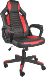 GENESIS NFG-1364 NITRO 370 GAMING CHAIR BLACK/RED