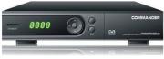 COMMANDER 9000 HD DIGITAL SATELLITE RECEIVER