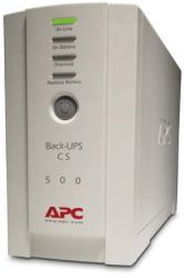 APC BK500EI BACK UPS CS 500VA
