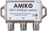 AMIKO DISEQC 1X2