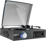 CAMRY CR1154 TURNTABLE WITH CASSETTE PLAYER
