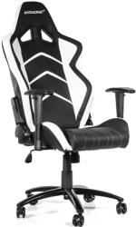 AKRACING PLAYER GAMING CHAIR BLACK/WHITE