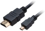 AKASA AK-CBHD20-15BK 4K HDMI TO MICRO HDMI ADAPTER CABLE
