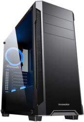 INNOVATOR 3 CYBER GAMER 9100F BLACK – ΜΕ WINDOWS 10