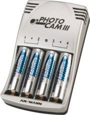 ANSMANN PHOTO CAM III SET