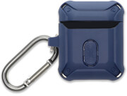 4SMARTS HARDSHELL FOR APPLE AIRPODS 2 / AIRPODS NAVY BLUE
