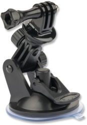 4SMARTS SUCTION CUP MOUNT ACTIVE PRO ROADTRIP BLACK
