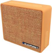 BLAUPUNKT BT04OR PORTABLE BLUETOOTH SPEAKER WITH FM RADIO AND MP3 PLAYER ORANGE