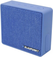 BLAUPUNKT BT04BL PORTABLE BLUETOOTH SPEAKER WITH FM RADIO AND MP3 PLAYER BLUE