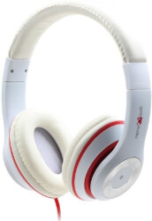 GEMBIRD MHS-LAX-W STEREO HEADSET LOS ANGELES WHITE