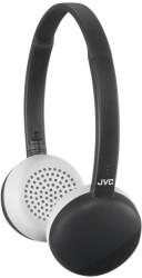 JVC HA-S20BT WIRELESS BLUETOOTH HEADPHONES WITH BUILT-IN MICROPHONE BLACK