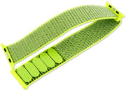 4SMARTS SPORT BAND NYLON FOR APPLE WATCH SERIES 5/4 (44MM ) & 3/2/1 (42MM) YELLOW