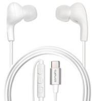 4SMARTS ACTIVE IN-EAR STEREO HEADSET MELODY DIGITAL USB TYPE-C WHITE