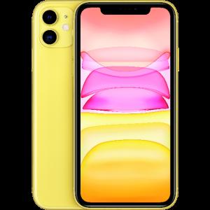 APPLE iPhone 11 64GB Yellow