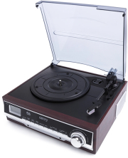 CAMRY CR1168 TURNTABLE WITH RADIO