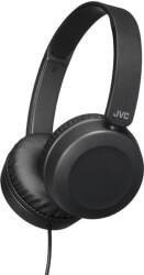 JVC HA-S31M FOLDABLE ON-EAR HEADPHONES WITH MICROPHONE BLACK