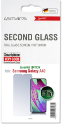 `4SMARTS SECOND GLASS ESSENTIAL FOR SAMSUNG GALAXY A40