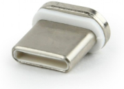 CABLEXPERT CC-USB2-AMLM-UCM MAGNETIC USB CABLE CONNECTOR TIP, USB-C MALE