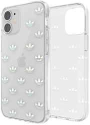 ADIDAS SNAP BACK COVER CASE ENTRY FOR IPHONE 12 MINI COLORFUL