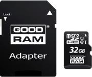 GOODRAM M1AA 32GB MICRO SDXC UHS-I CLASS 10 + ADAPTER