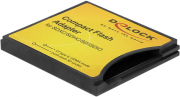 DELOCK 61796 COMPACT FLASH ADAPTER FOR SD MEMORY CARDS