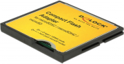 DELOCK 61795 COMPACT FLASH ADAPTER FOR MICRO SD MEMORY CARDS