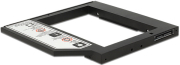 """DELOCK 62669 SLIM SATA 5.25"""" INSTALLATION FRAME (10 MM) FOR 1 X 2.5"""" SATA HDD UP TO 9.5 MM"""