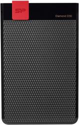 "EXTERNAL HDD SILICON POWER DIAMOND D30 BLACK 1TB 2.5"" HDD USB 3.1"